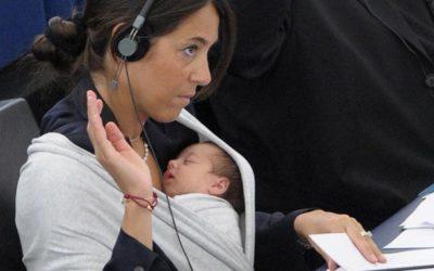 Maternità: un'opportunità per ricordarti le tue doti da leader