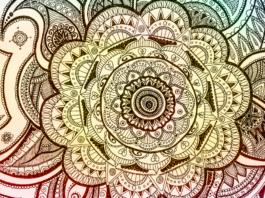 mandala da colorare gratis